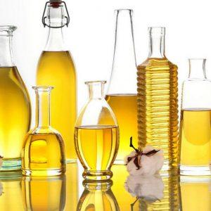 Növényi zsírok, olajok